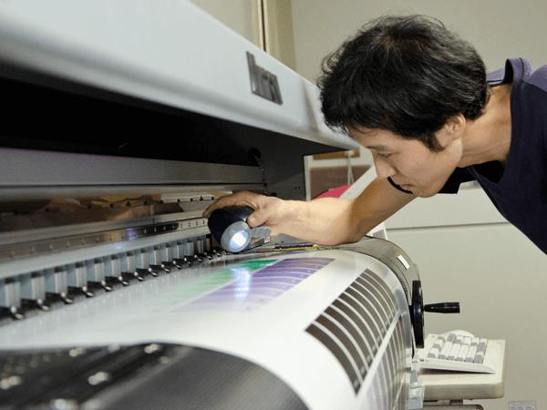 印刷も小ロットから大部数まで各種対応可能です