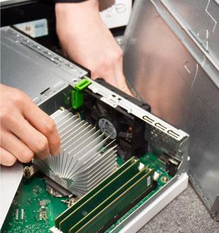 パソコンを組み立てたり分解したり