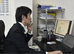 事務処理や電話対応